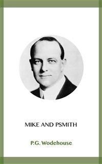 Cover Mike and Psmith