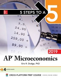 Cover 5 Steps to a 5: AP Microeconomics 2019