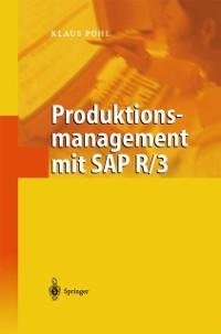Cover Produktionsmanagement mit SAP R/3
