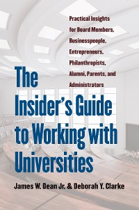 Cover The Insider's Guide to Working with Universities