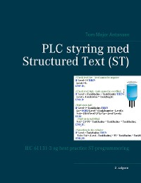 Cover PLC styring med Structured Text (ST)