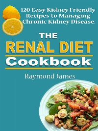 Cover The Renal Diet Cookbook