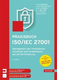 Cover Praxisbuch ISO/IEC 27001