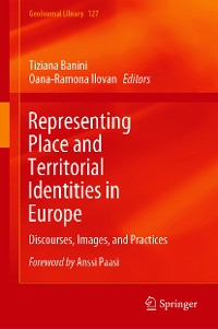 Cover Representing Place and Territorial Identities in Europe
