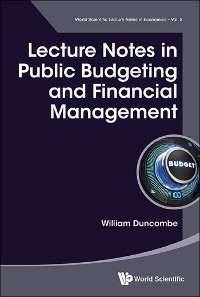 Cover Lecture Notes in Public Budgeting and Financial Management