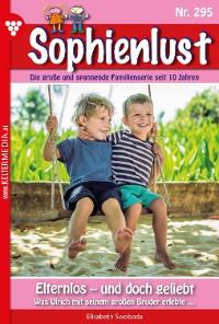 Cover Sophienlust 295 – Familienroman