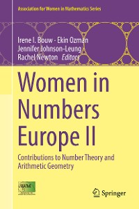 Cover Women in Numbers Europe II