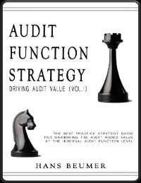 Cover AUDIT FUNCTION STRATEGY (Driving Audit Value, Vol. I ) - The best practice strategy guide for maximising the audit added value at the Internal Audit Function level