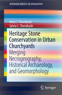 Cover Heritage Stone Conservation in Urban Churchyards