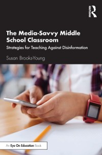 Cover Media-Savvy Middle School Classroom