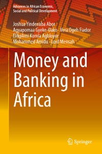 Cover Money and Banking in Africa
