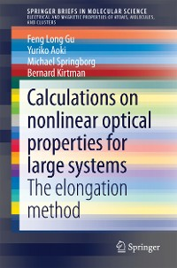 Cover Calculations on nonlinear optical properties for large systems