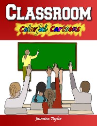 Cover Classroom Colorful Cartoons