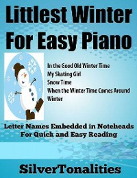 Cover Littlest Winter for Easy Piano