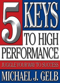 Cover The Five Keys to High Performance