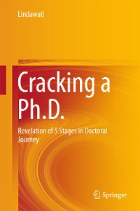 Cover Cracking a Ph.D.
