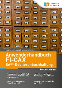 Cover Anwenderhandbuch FI-CAx (SAP-Debitorenbuchhaltung), 2., erweiterte Auflage