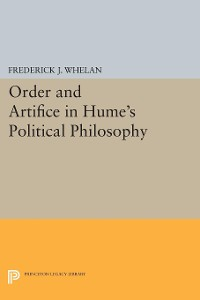 Cover Order and Artifice in Hume's Political Philosophy
