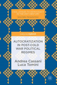 Cover Autocratization in post-Cold War Political Regimes