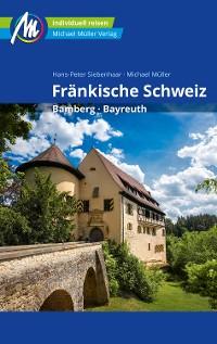 Cover Fränkische Schweiz Reiseführer Michael Müller Verlag