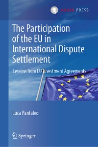 Cover The Participation of the EU in International Dispute Settlement
