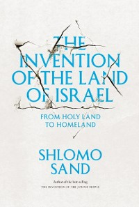 Cover Invention of the Land of Israel