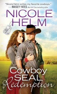 Cover Cowboy SEAL Redemption
