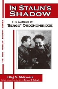 Cover In Stalin's Shadow