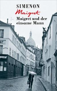 Cover Maigret und der einsame Mann