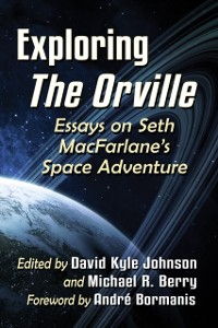Cover Exploring The Orville