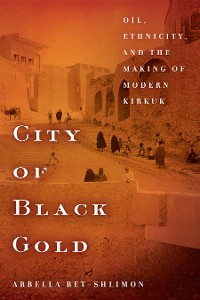 Cover City of Black Gold