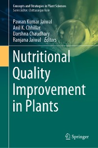 Cover Nutritional Quality Improvement in Plants