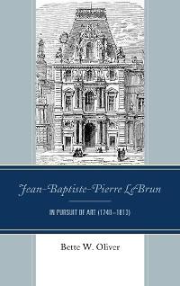Cover Jean-Baptiste-Pierre LeBrun