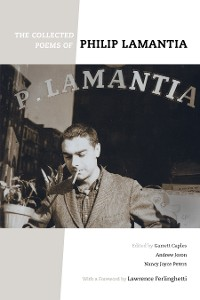 Cover The Collected Poems of Philip Lamantia
