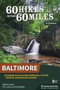 Cover 60 Hikes Within 60 Miles: Baltimore