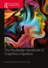 Cover Routledge Handbook of Cognitive Linguistics