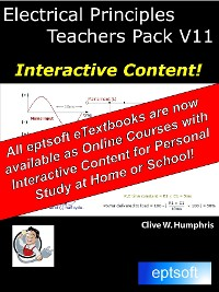 Cover Electrical Principles Teachers Pack V11