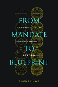 Cover From Mandate to Blueprint
