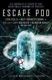 Cover Escape Pod: The Science Fiction Anthology