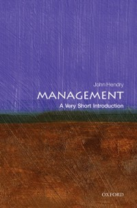 Cover Management: A Very Short Introduction