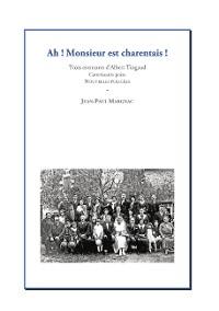 Cover Ah! Monsieur est charentais !