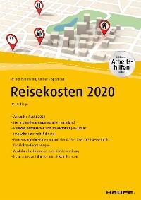 Cover Reisekosten 2020 - inkl. Arbeitshilfen online
