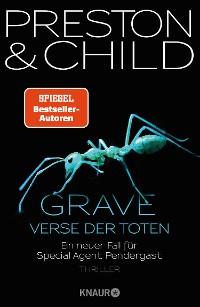 Cover Grave - Verse der Toten
