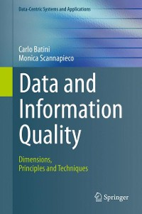 Cover Data and Information Quality