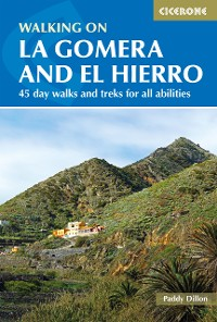Cover Walking on La Gomera and El Hierro