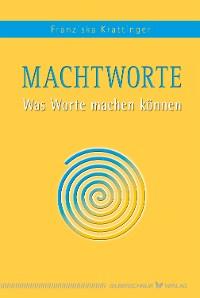 Cover Macht-Worte