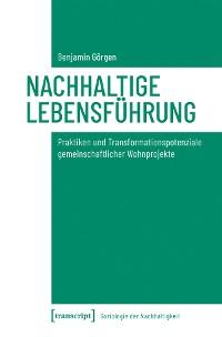 Cover Nachhaltige Lebensführung