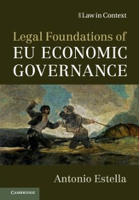 Cover Legal Foundations of EU Economic Governance