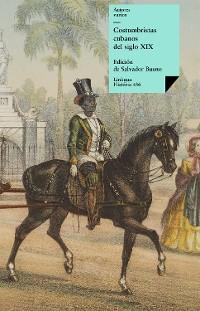 Cover Costumbristas cubanos del siglo XIX