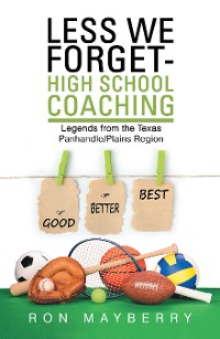 Cover Less We Forget-High School Coaching
